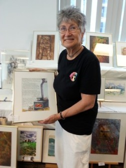 Judith Phelan's mad stories and mad art